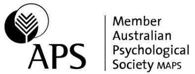 Member of the Australian Psychological Society (MAPS)